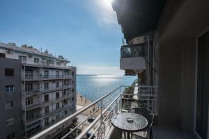 Thessaloniki Seaside Apartment A&B, Ferienwohnungen  Thessaloniki - big - 1