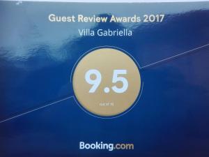 Villa Gabriella, Apartmanok  Balatonboglár - big - 45