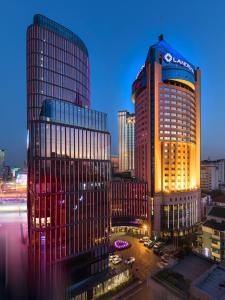 Landison Plaza Hotel Hangzhou, Hotel  Hangzhou - big - 21