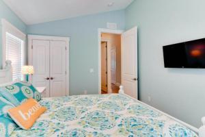 7001 B Holmes Blvd, Дома для отпуска  Holmes Beach - big - 18