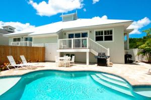 7001 B Holmes Blvd, Holiday homes  Holmes Beach - big - 19