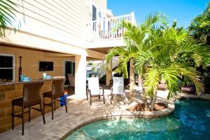 Bimini Bay, Ferienhäuser  Holmes Beach - big - 26