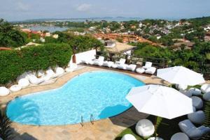 Buzios Arambaré Hotel, Отели  Бузиус - big - 71
