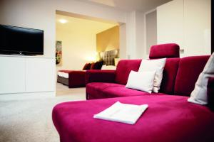 City Hotel Bosse, Hotels  Bad Oeynhausen - big - 52
