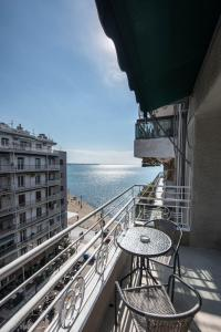 Thessaloniki Seaside Apartment A&B, Ferienwohnungen  Thessaloniki - big - 37