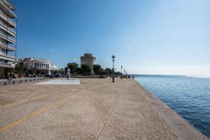 Thessaloniki Seaside Apartment A&B, Ferienwohnungen  Thessaloniki - big - 46