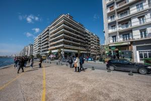 Thessaloniki Seaside Apartment A&B, Ferienwohnungen  Thessaloniki - big - 78