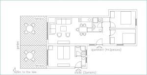 Apartment Ohrid Forever, Appartamenti  Lagadin - big - 19