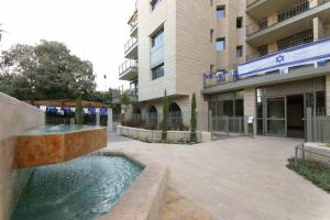 The Luxury family suit 3BR, Apartments  Jerusalem - big - 30
