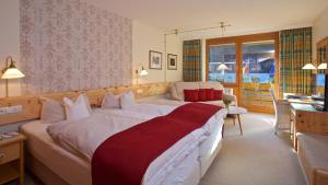 Yachthotel Chiemsee, Hotels  Prien am Chiemsee - big - 43