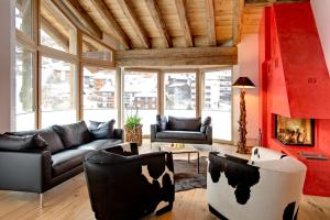 Firefly Luxury Suites, Hotels  Zermatt - big - 27