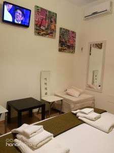B&B Zahir, Bed and breakfasts  Castro di Lecce - big - 14