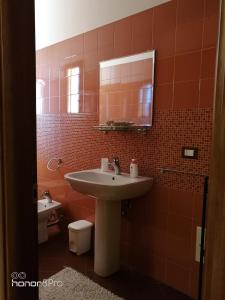 B&B Zahir, Bed & Breakfast  Castro di Lecce - big - 17
