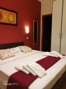 B&B Zahir, Bed and breakfasts  Castro di Lecce - big - 20