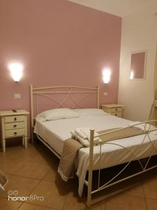 B&B Zahir, Bed and breakfasts  Castro di Lecce - big - 22