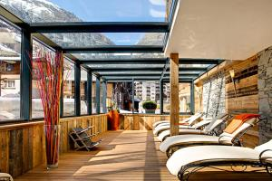 Firefly Luxury Suites, Hotels  Zermatt - big - 32