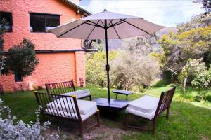 Pintos Hostal, Гостевые дома  Богота - big - 15