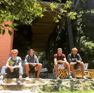 Pintos Hostal, Гостевые дома  Богота - big - 16