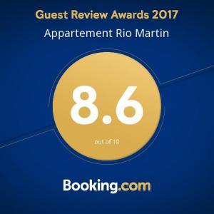 Appartement Rio Martin, Apartmány  Martil - big - 8