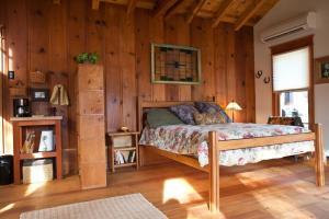 The Lovers' Cabin, Dovolenkové domy  Oakhurst - big - 7