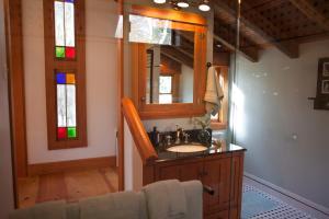 The Lovers' Cabin, Dovolenkové domy  Oakhurst - big - 11