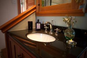 The Lovers' Cabin, Dovolenkové domy  Oakhurst - big - 12