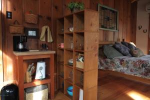 The Lovers' Cabin, Dovolenkové domy  Oakhurst - big - 16