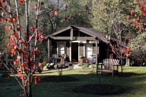 The Lovers' Cabin, Dovolenkové domy  Oakhurst - big - 1