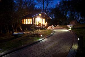 The Lovers' Cabin, Dovolenkové domy  Oakhurst - big - 19