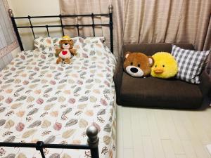 Boof's room in Nipponbashi, Apartmanok  Oszaka - big - 1