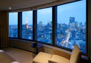 Corner King Room Tokyo Tower Side