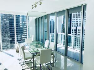Amazing 2/2 In Iconic Hotel Residences With Spectacular Views, Apartmány  Miami - big - 12