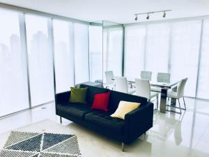 Amazing 2/2 In Iconic Hotel Residences With Spectacular Views, Apartmány  Miami - big - 18