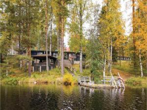 One-Bedroom Apartment in Pellosniemi, Apartmány  Kyyrö - big - 7