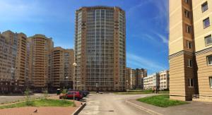 Apartments on Leninsky Prospekt, Ferienwohnungen  Sankt Petersburg - big - 32