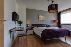 Boardinghouse Mundsburg, Aparthotely  Hamburk - big - 30