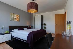 Boardinghouse Mundsburg, Aparthotely  Hamburk - big - 22