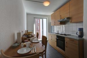 Boardinghouse Mundsburg, Aparthotely  Hamburk - big - 20