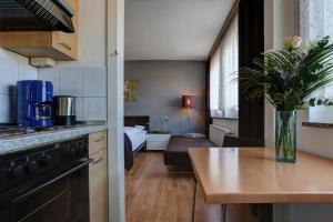 Boardinghouse Mundsburg, Aparthotely  Hamburk - big - 19