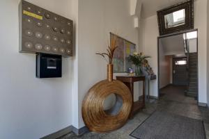 Boardinghouse Mundsburg, Aparthotely  Hamburk - big - 16