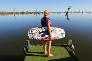 DC on the Lake, Villaggi turistici  Mulwala - big - 153