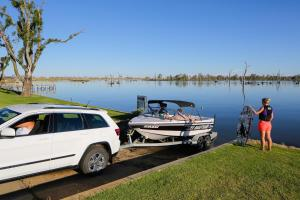 DC on the Lake, Villaggi turistici  Mulwala - big - 152
