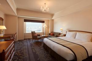 Deluxe Double Room - Rainbow Bridge Side - Non-Smoking