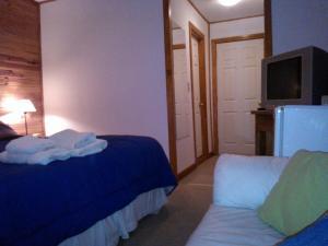 Hosteria Lekun Lekun, Penziony – hostince  Villa La Angostura - big - 16