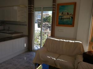 Apartament Plaça del Port, Appartamenti  L'Ampolla - big - 17