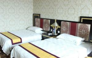 Xiashan Jinyang Business Hotel, Отели  Zhanjiang - big - 8