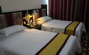 Xiashan Jinyang Business Hotel, Отели  Zhanjiang - big - 16