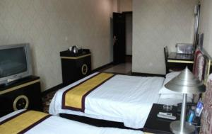 Xiashan Jinyang Business Hotel, Отели  Zhanjiang - big - 17