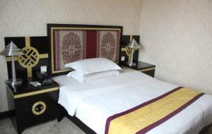Xiashan Jinyang Business Hotel, Отели  Zhanjiang - big - 20