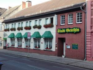 Hotel & Restaurant Stadt Genthin